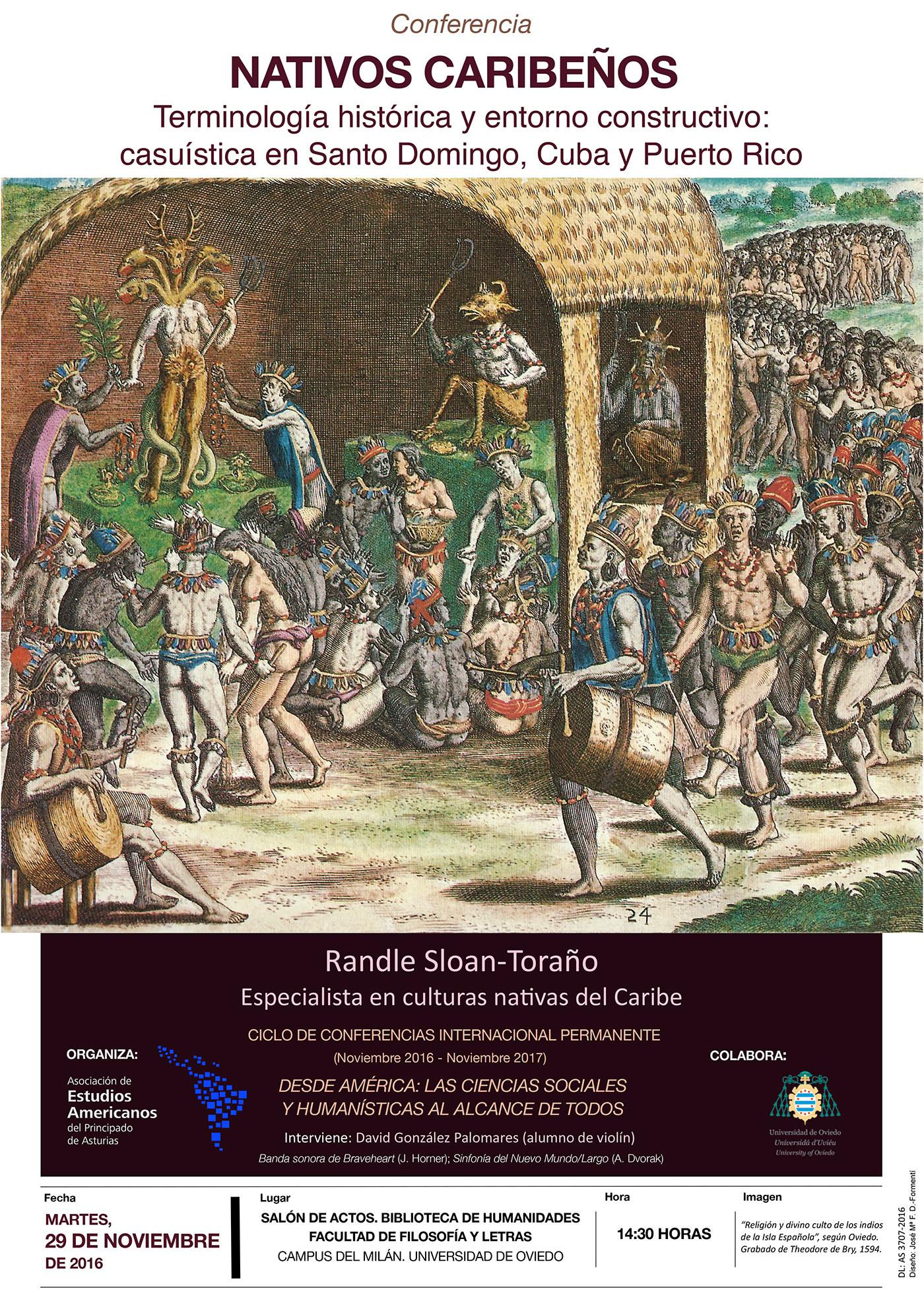 Cartel Nativos caribeños