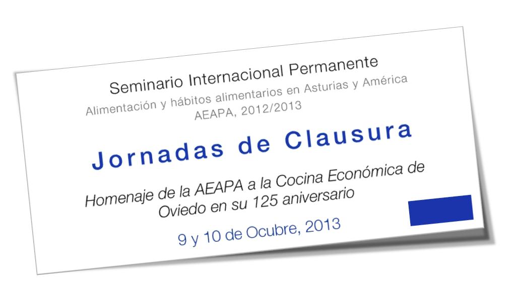 Banner Jornadas de Clausura del SIP