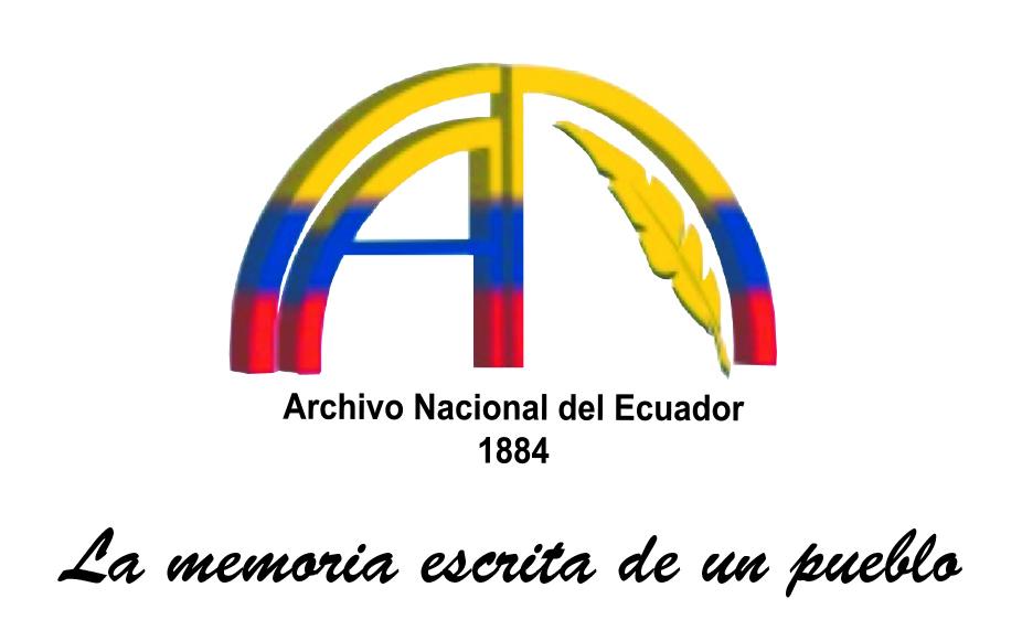 Logo Archivo Nacional Ecuador
