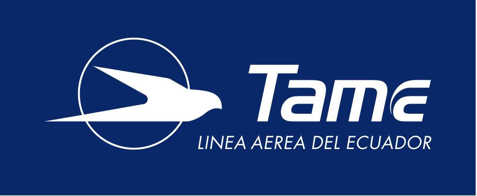 Logo Tame Linea Aérea Ecuatoriana
