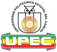 Logo Universidad Polítecnica Estatal del Carchi